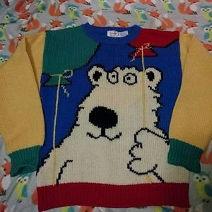 Sweaters - Ugly 80s Sweater